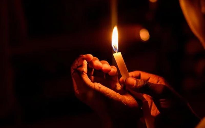 candle-light-load-shedding
