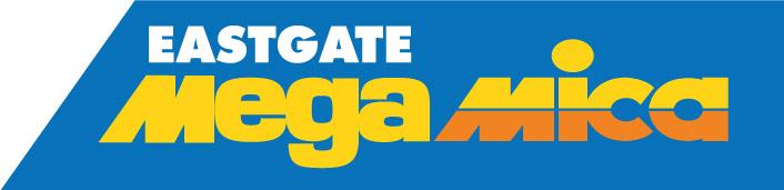 Mega Mica Logo Eastgate